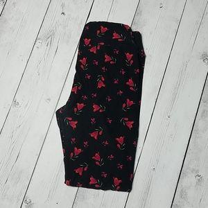 LuLaRoe Leggings Floral OS